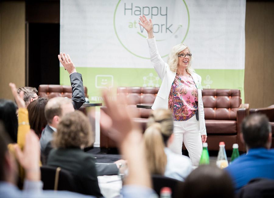 Happy at Work les avantages du bonheur au travail